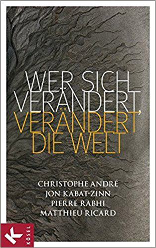 """Cover """"Wer sich verändert, verändert die Welt"""""""