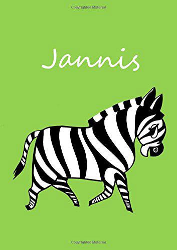 "Cover ""Jannes: Zebra"""