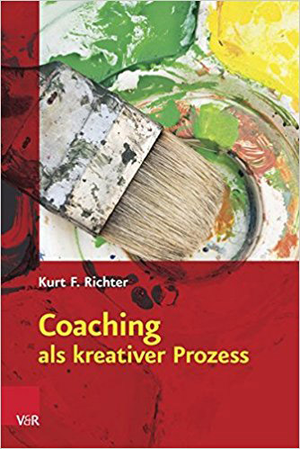 "Cover ""Coaching als kreativer Prozess"""